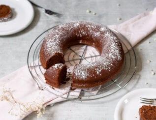 Gâteau au chocolat Reine de Saba