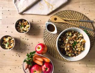 Salade de lentilles vertes (Un délice)