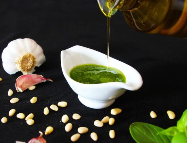 Pesto maison en 10 minutes